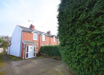 Thumbnail 2 bed end terrace house for sale in Dean Road, Wrexham