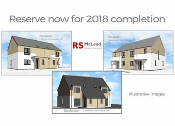 Thumbnail 2 bed semi-detached house for sale in Seafield Avenue, Grantown-On-Spey
