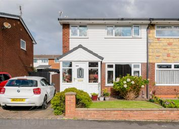 Thumbnail 3 bed semi-detached house for sale in Hillside Avenue, Atherton, Manchester