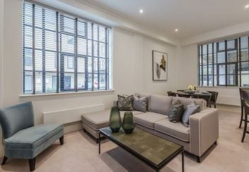 Thumbnail 1 bed flat to rent in Palace Wharf Apartments, Hammersmith, London