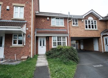 Thumbnail 3 bedroom terraced house for sale in The Fieldings, Fulwood, Preston