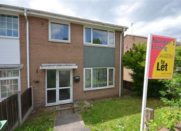 Thumbnail 3 bed terraced house to rent in Grove Mount, Pontefract
