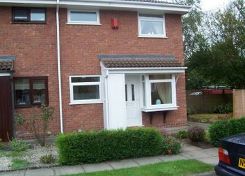 Thumbnail 1 bed semi-detached house to rent in Lydstep Court, Callands, Warrington