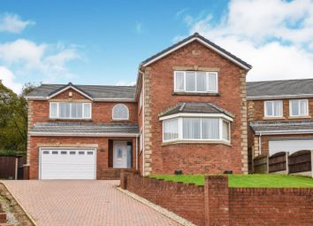 Thumbnail 4 bed detached house for sale in Manor Gardens, Whitehaven