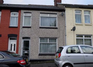 Thumbnail 3 bed terraced house for sale in Laura Street, Barry, Vale Of Glamorgan