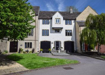Thumbnail 4 bed terraced house for sale in The Maltings, Malmesbury