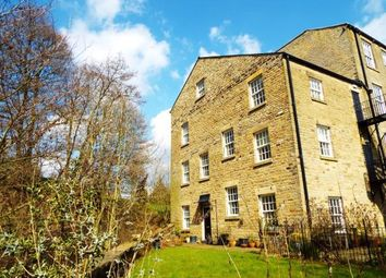 Thumbnail 4 bed link-detached house for sale in Clough Mill, Slack Lane, High Peak, Derbyshire