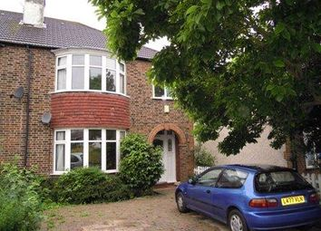 4 bed semi-detached house to rent in Fairway, London SW20