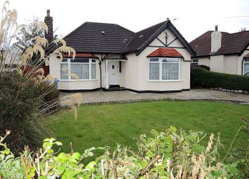 Thumbnail 2 bed detached bungalow to rent in Higher Road, Halewood, Liverpool