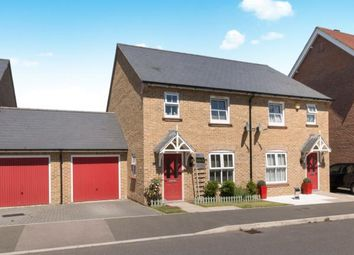 Thumbnail 3 bed semi-detached house for sale in Sherfield-On-Loddon, Hook, Hampshire