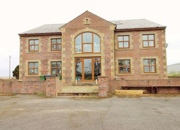 Thumbnail 8 bed detached house for sale in Silloth, Wigton