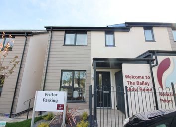 Thumbnail 3 bed semi-detached house for sale in Market Road, Plympton, Plymouth