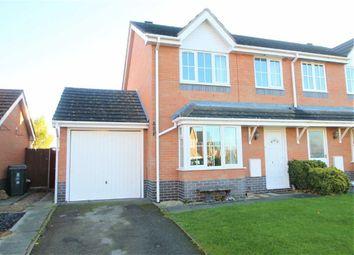 Thumbnail 3 bed semi-detached house for sale in Quail Ridge, Ford, Shrewsbury