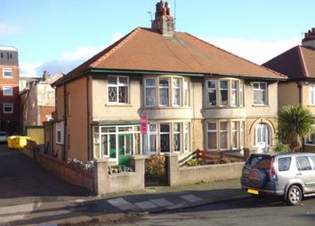 Thumbnail 3 bedroom semi-detached house for sale in Victoria Parade, Morecambe