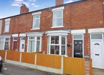 Thumbnail 3 bed terraced house for sale in Wharton Street, Retford