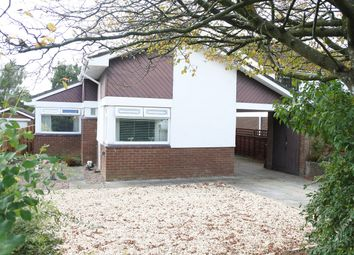 Thumbnail 3 bed detached bungalow for sale in The Willows, Undy