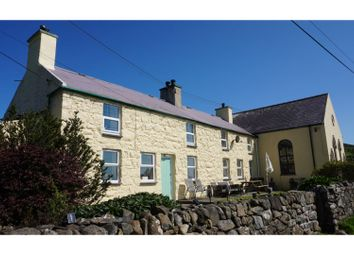Thumbnail 4 bed property for sale in Llanaelhaearn, Caernarfon