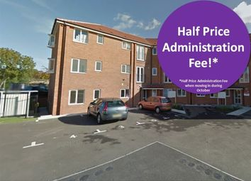 Thumbnail 2 bed flat to rent in Newbiggin Place, Beaumont Leys