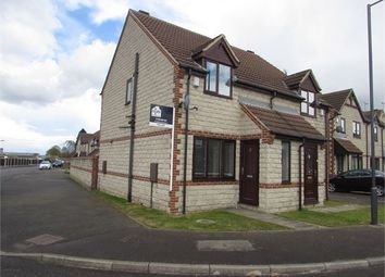 Thumbnail 2 bed semi-detached house to rent in Berry Edge, Conisbrough, Doncaster