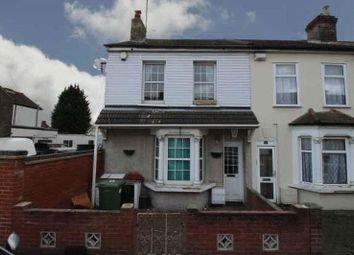 Thumbnail 2 bed end terrace house for sale in Caldy Road, Belvedere, Greater London