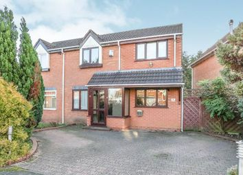 Thumbnail 3 bed semi-detached house for sale in Morris Close, Birmingham, West Midlands