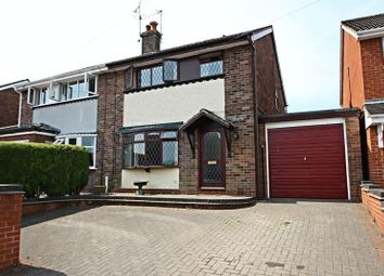 Thumbnail 3 bed semi-detached house for sale in Everest Road, Kidsgrove, Stoke-On-Trent