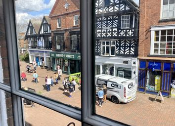 Thumbnail 1 bed flat for sale in High Street, Nantwich