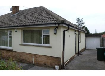 Thumbnail 2 bed bungalow to rent in Grange Road, Bingley