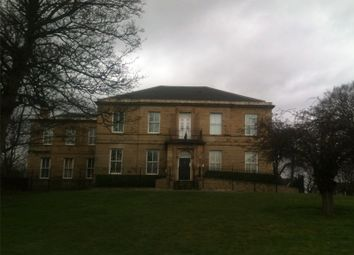 Thumbnail 1 bed flat for sale in Purston Park Hall, Ackworth Road, Featherstone, Pontefract