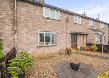 Thumbnail 3 bed terraced house for sale in Park Close, Kings Cliffe, Peterborough