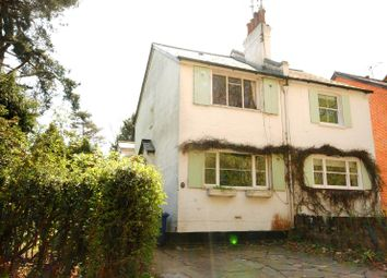 Thumbnail 3 bed cottage for sale in Watersplash Lane, Ascot
