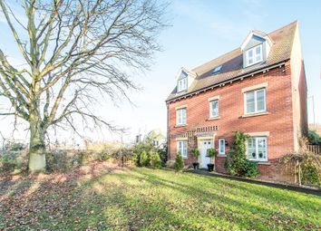 Thumbnail 4 bed detached house for sale in Cater Walk, Colchester