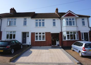 3 bed terraced house for sale in Thrigby Road, Chessington KT9