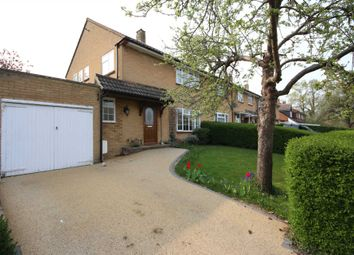 Thumbnail 3 bed semi-detached house for sale in Weycrofts, Bracknell