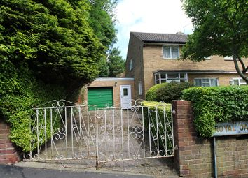 Thumbnail 2 bed semi-detached house for sale in Royal Oak Road, Rowley Regis