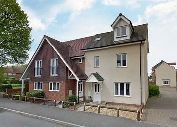 Thumbnail 3 bed end terrace house to rent in Grange Road, Petersfield