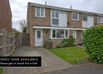 Thumbnail 4 bed end terrace house for sale in Bramley Way, Hardwick, Cambridge