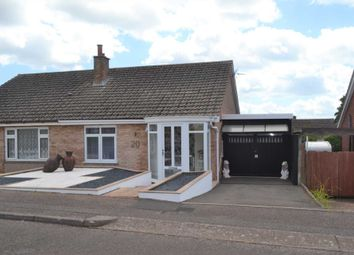 Thumbnail 2 bed semi-detached bungalow for sale in Broadmead, Exmouth