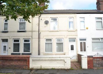 Thumbnail 2 bed terraced house for sale in Crescent Road, Ellesmere Port, South Wirral