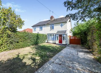 Holloway Road, Heybridge, Maldon CM9. 3 bed semi-detached house