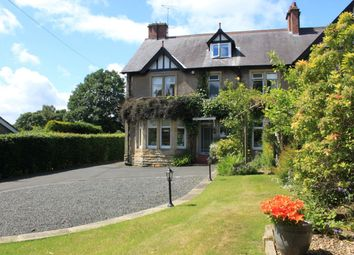 Thumbnail 1 bed semi-detached house for sale in Alnwick, Northumberland