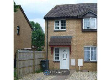 Thumbnail 1 bed terraced house to rent in Heather Close, Carterton