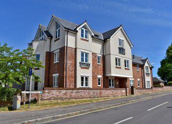 Thumbnail 2 bed flat for sale in St Thomas Park, Lymington