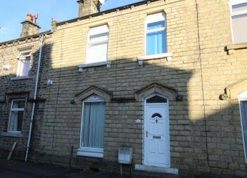 Thumbnail 3 bed terraced house for sale in Pickford Street, Milnsbridge, Huddersfield