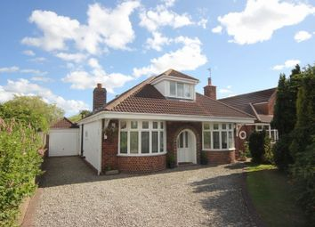 Thumbnail 4 bed detached bungalow for sale in Backford Road, Irby, Wirral