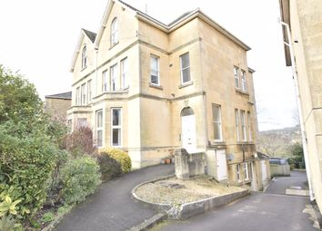 Thumbnail 1 bedroom flat to rent in Lower Oldfield Park, Bath