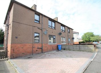 Thumbnail 2 bed flat for sale in Cardross Crescent, Broxburn