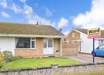 Thumbnail 2 bed semi-detached bungalow for sale in Elm Road, St. Marys Bay, Kent