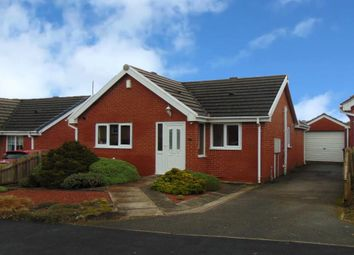 Thumbnail 2 bed detached bungalow for sale in Linden Road, Creswell, Worksop