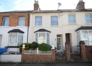 Thumbnail 3 bed terraced house for sale in Elms Road, Aldershot, Hampshire